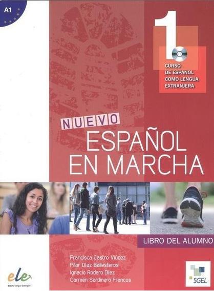 Nuevo Español En Marcha 1 - Libro Del Alumno Con Cd Audio