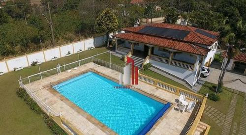 Chácara À Venda, 1700 M² Por R$ 950.000,00 - Centro - Serra Negra/sp - Ch0022