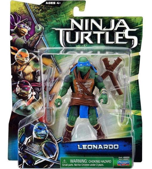 Leonardo Das Tartarugas Ninjas Boneco Do Filme Original