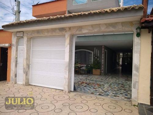 Imagem 1 de 30 de Sobrado Com 2 Dormitórios À Venda, 200 M² Por R$ 380.000,00 - Agenor De Campos - Mongaguá/sp - So0052