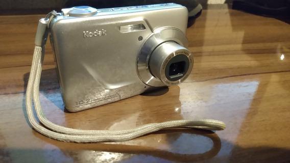 Câmera Digital Kodak Easyshare C180 Usada Defeito Leia Tudo