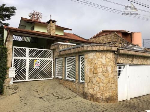 Imagem 1 de 19 de Casa Residencial Para Venda E Locação, Jardim Rincão, Arujá - Ca0551. - Ca0551