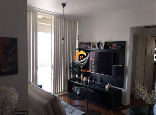 Apartamento Com 2 Dormitórios À Venda, 58 M² Por R$ 799.000,00 - Vila Pompeia - São Paulo/sp - Ap0191