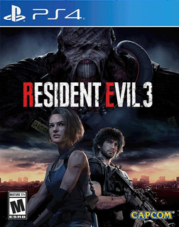 Resident Evil 3 Remake Ps4 I 1° I La Tienda Digital 7 Años