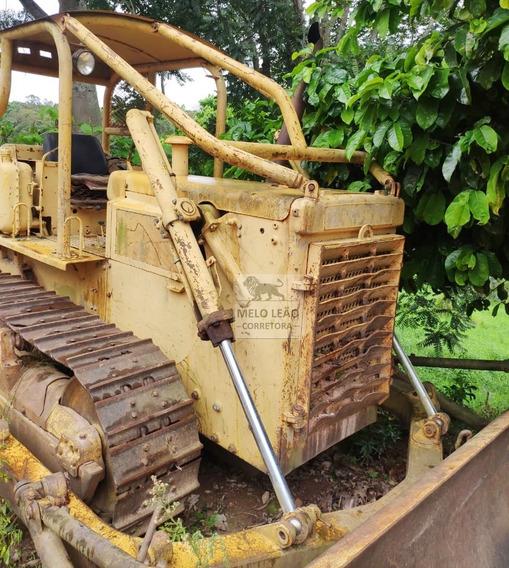 Trator De Esteira Komatsu D50 - Ano 1994 - Trator Excelente