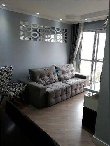 Imagem 1 de 13 de Apartamento À Venda, 60 M² Por R$ 375.000,00 - Vila Matilde - São Paulo/sp - Ap7737