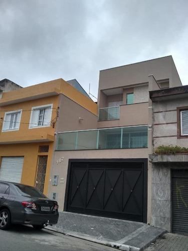 Sobrado À Venda, 220 M² Por R$ 860.000 - Vila Ema - São Paulo/sp - So6549