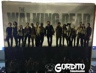 The Walking Dead Temporada 1 A 5 En Gordito Coleccionables