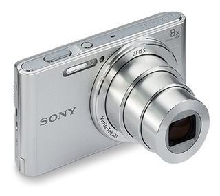 Sony Dsc-w830 Cámara Compacta Con Tarjeta Memoria