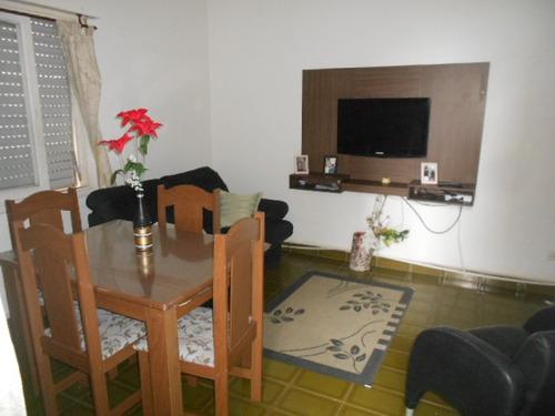Imagem 1 de 11 de Gonzaga- 1 Dorm-sacada-1 Quad Praia-s/gar -otimo