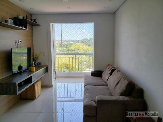 Apartamento 3 Dormitórios - Cotia - Ap0655