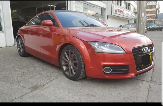 Audi Tt Turbo 2012