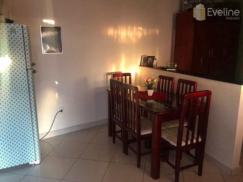 Casa Com 2 Dorms, Conjunto Habitacional Antônio Bovolenta, Mogi Das Cruzes - R$ 300 Mil, Cod: 1548 - V1548