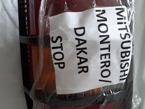 Stop Mitsubishi Montero/dakar