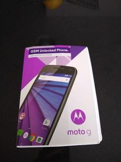 Celular Moto G (3 Era Generación) Liberado