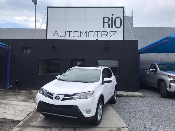 Toyota Rav 4 Xle 2013 Aut