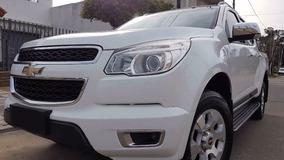 Chevrolet S10 Ltz 2013 2.8ctdi 98000 Km Excelente! Original!