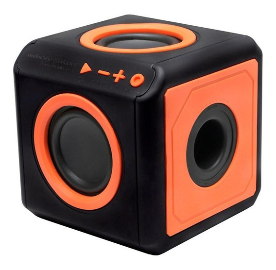 Caixa De Som Bluetooth Punch 15w Audiocube Pwc-audwd