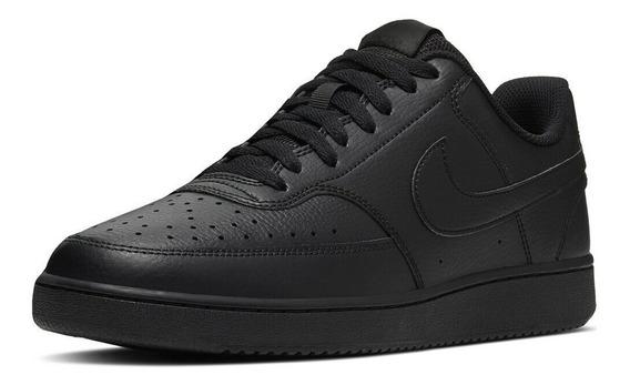 Zapatillas Nike Court Vision Lo Urbanas Hombres Cd5463-002