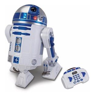 R2d2 Gigante A C/remoto Star Wars Original +1000 Funciones