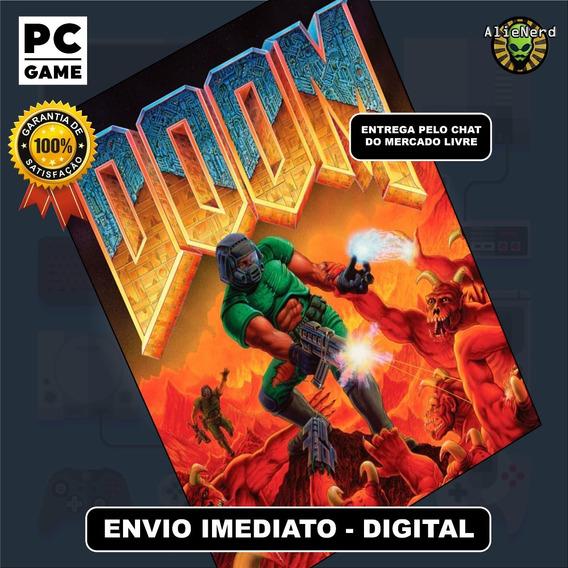 Ultimate Doom - Original - Pc - Mídia Digital