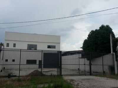 Barração Industrial No Boqueirão- Curitiba Pr