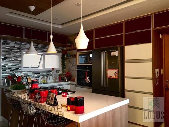 Apartamento À Venda, 145 M² Por R$ 915.000,00 - Baeta Neves - São Bernardo Do Campo/sp - Ap0659