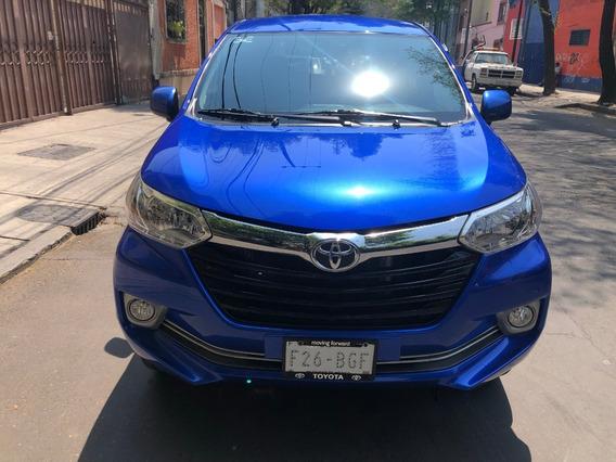 Avanza 2017 Xlt Premium Automatica Como Nueva