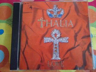 Thalia Cd Love Melody 1992