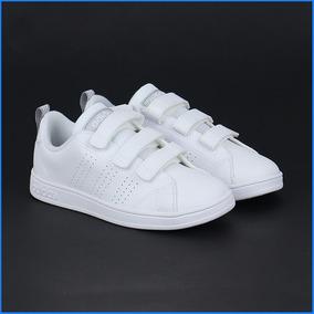 dd71f7448 Zapatillas adidas Advantage Clean Blanco Tallas 31 Y 32 Ndpp