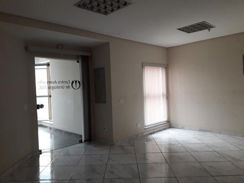 Imagem 1 de 14 de Sala São Bernardo Campo Centro Sp. Vagas Garagem 24hrs