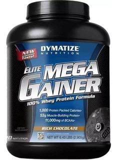 Elite Mega Gainer 2,7kg Frete Gratis