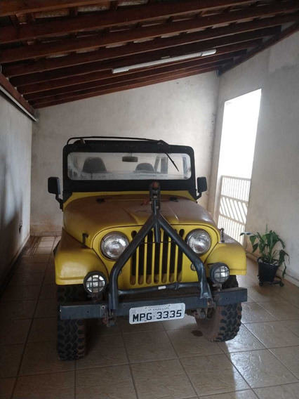 Jeep Willys Ford - 4x4