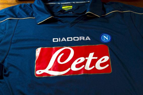 Camiseta Diadora Napoles Maradona