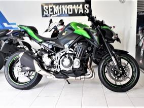 Kawasaki Z900 Abs 2018 Em Estado De 0km
