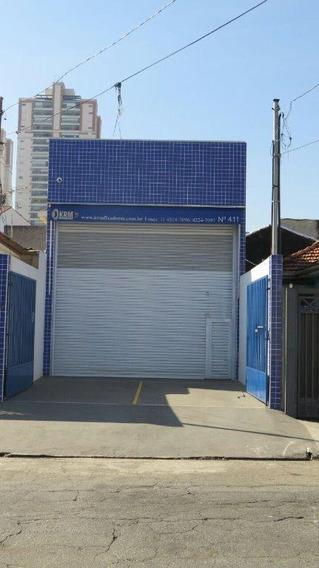 Galpão Comercial Para Venda E Locação, Alto Da Mooca, São Paulo. - Ga0109