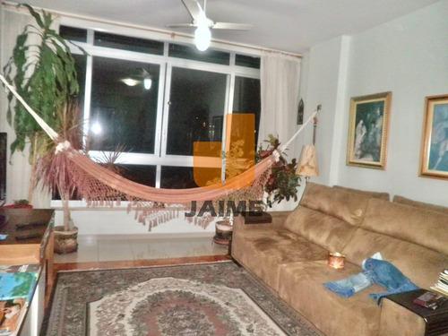 Apartamento Para Venda No Bairro Santa Cecília Em São Paulo - Cod: Ja1547 - Ja1547
