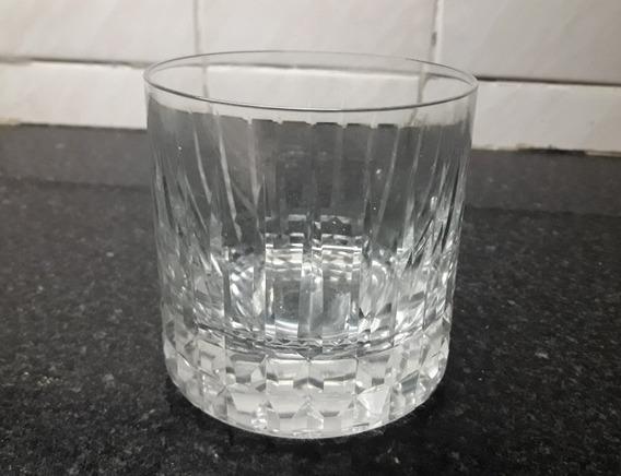 Vaso De Whisky Tallado