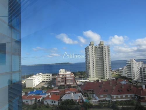 Apartamento En Punta Del Este, Mansa- Ref: 3272