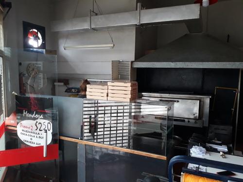Venta Fondo De Comercio Pizzería Habilitado | San Justo