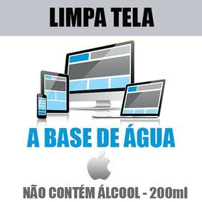 Limpa Tela Macbook - iPhone - iMac - iPad - Apple - 200ml
