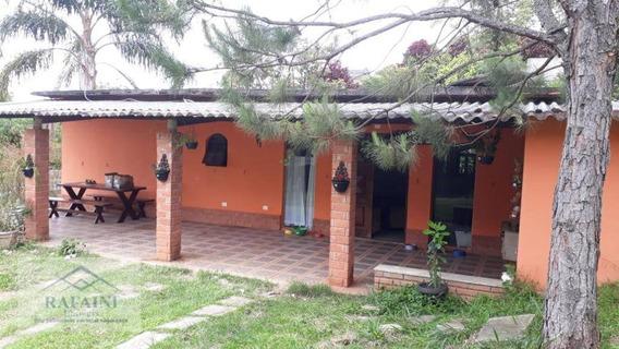 Chácara Com 3 Dormitórios À Venda, 1030 M² Por R$ 450.000 - Mato Dentro - Mairiporã/sp - Ch0002