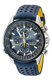 Citizen Blue Angels World Eco Drive At8020-03l Reloj Hombre