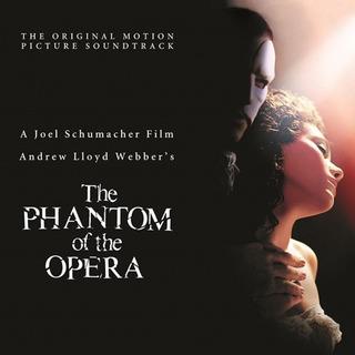 Phantom Of The Opera Soundtrack Vinilo Doble 180 Gr Nuevo