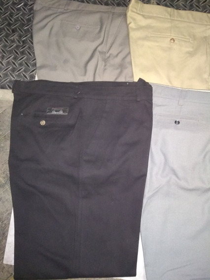 Pantalón De Vestir Talle Especial. 2x2500 Envio Incl. Nuevos