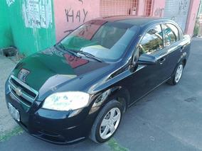 Chevrolet Aveo 1.6 Lt 2011 Poco Uso Permuto Financio