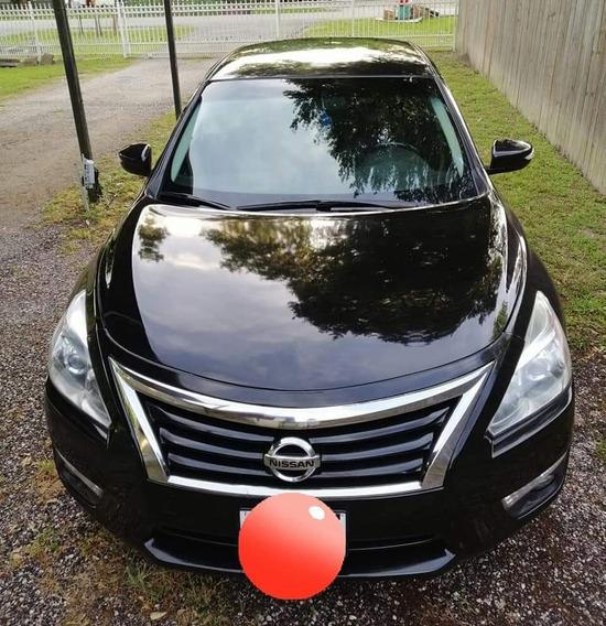Nissan Altima 2.5 Advance At Piel Cvt 2013