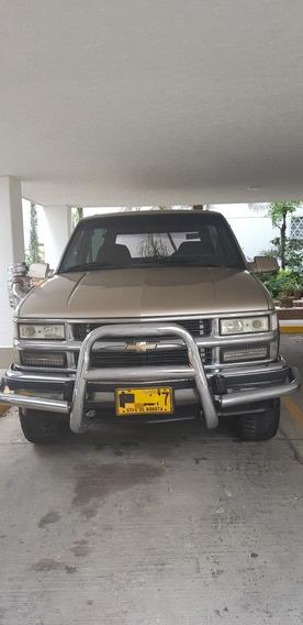 Chevrolet Grand Blazer At 4700 4x4 F.e