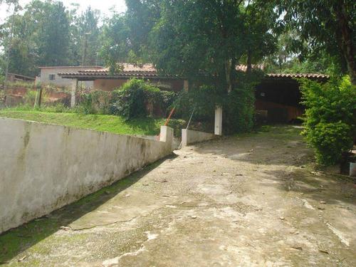 Chácara Com 2 Dormitórios À Venda, 4712 M² Por R$ 1.800.000,00 - Torrão De Ouro - São José Dos Campos/sp - Ch0044