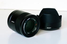 Lente Sony Sonnar T* Fe 55mm F/1.8 Za E Mount